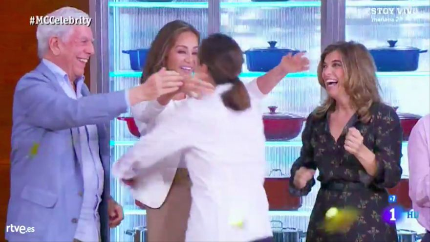 Tamara Falcó gana 'Masterchef Celebrity 4' en la final más rosa con Isabel Preysler y Mario Vargas Llosa