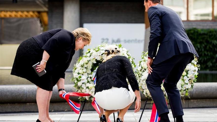 Noruega clama por la libertad y la diversidad cinco años después de la matanza de Breivik