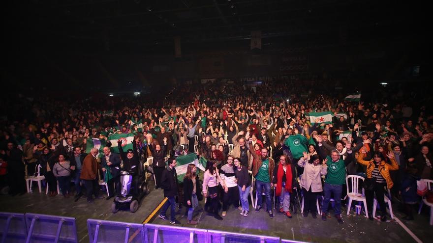 Podemos Andalucía cifra en más de 5.000 los asistentes a sus actos de homenaje al 40 aniversario del 4D este sábado
