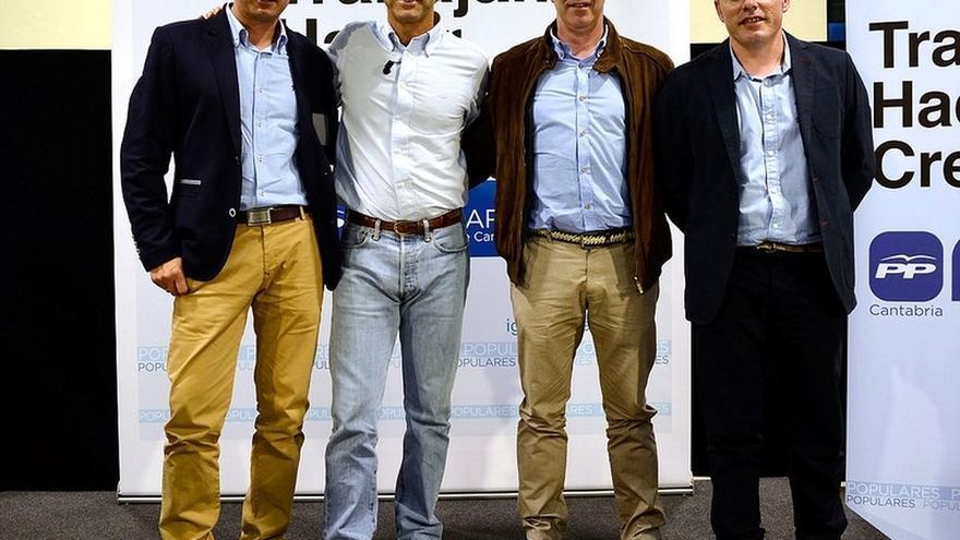 """Diego alerta de un pacto de toda la izquierda """"no por Cantabria, sino contra el PP"""""""