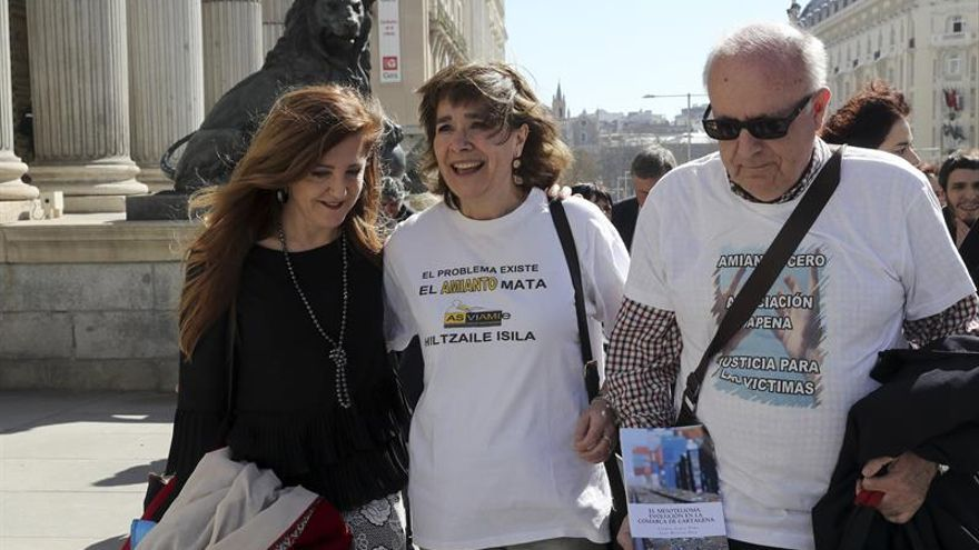 El Parlamento Vasco lleva al Congreso su fondo para víctimas del amianto