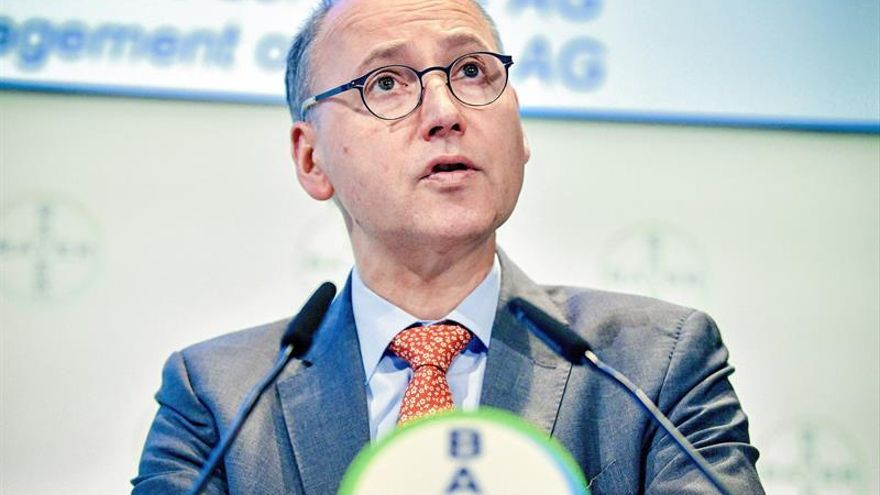 Bayer baja el beneficio neto un 76,9 % en 2018, hasta 1.695 millones euros