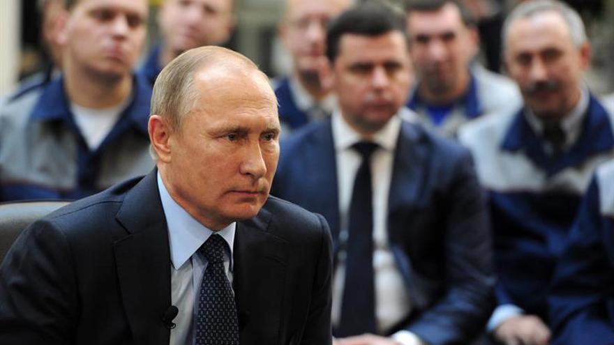 Putin y Trump hablaron por teléfono y acordaron un futuro encuentro personal