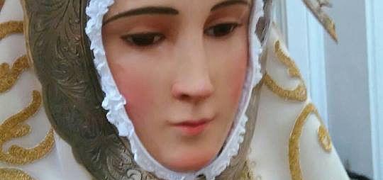 La patrona de Malasaña celebra los 25 años de su coronación canónica