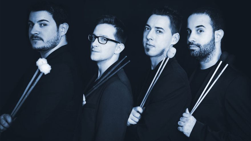 Boost Grupo de Percusión. FOTO: BERGERAULTFEST