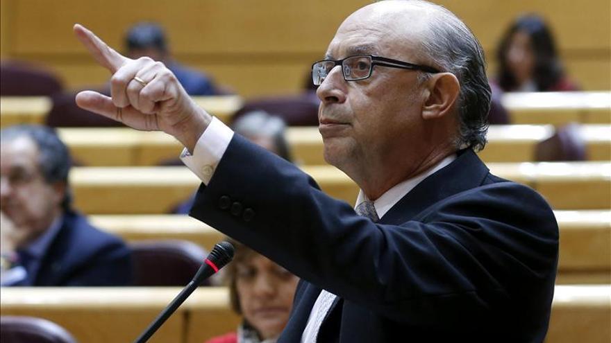 Montoro dice que los partidos, como Cáritas, defienden el interés general