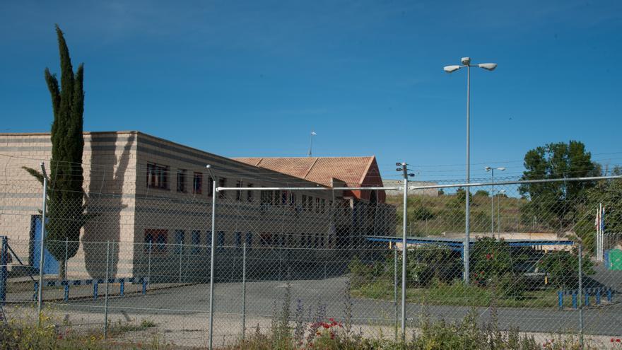 Archivo - Imagen del exterior de la cárcel de Brieva, en Ávila