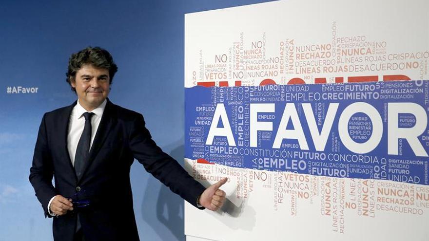 """El PP afronta el 26J con espíritu de gobierno tras el """"lapsus inútil"""" desde el 20D"""