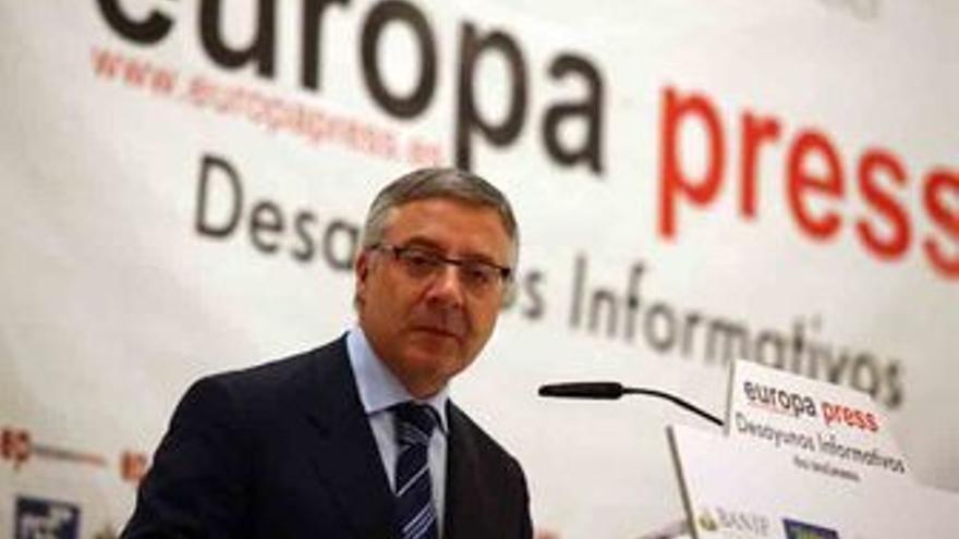 José Blanco. (EUROPA PRESS)
