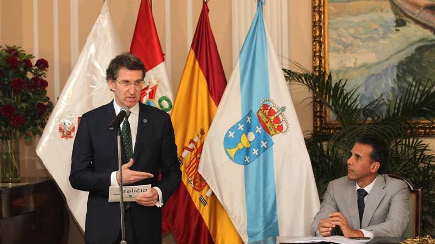 Feijóo renueva la cooperación con Perú en pesca y anuncia una delegación comercial