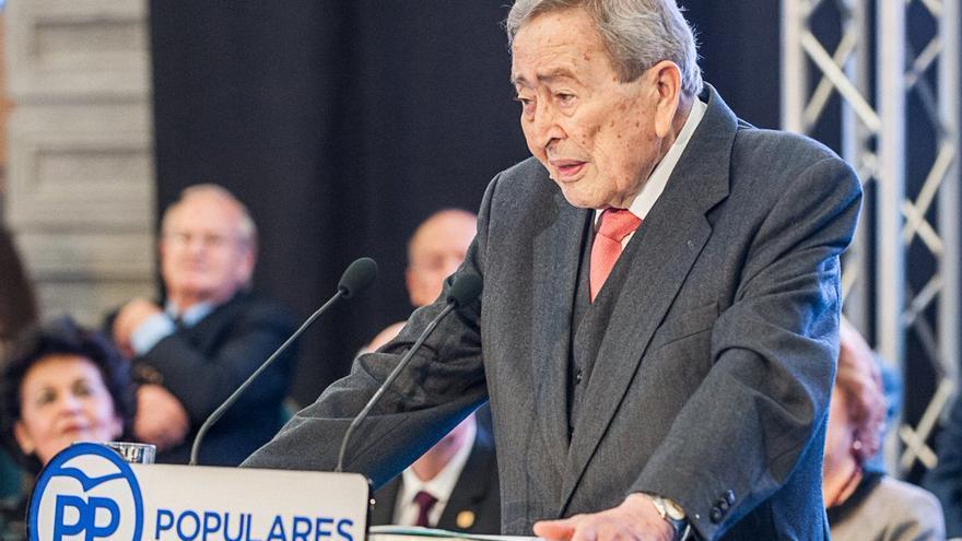 El político y empresario Juan Andrés Melián