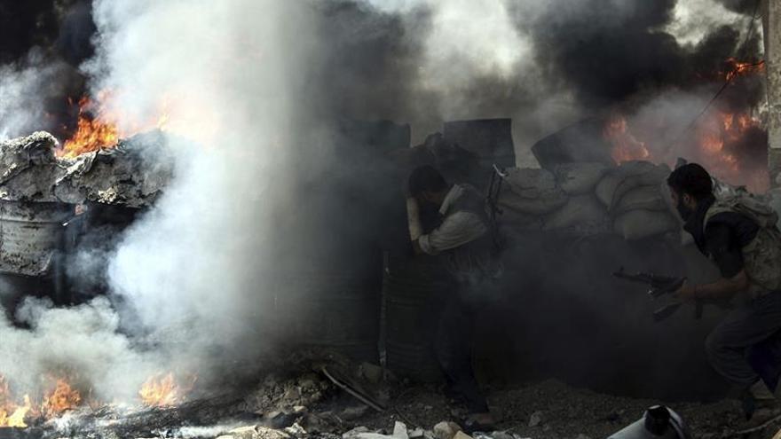 Tres muertos por un atentado suicida cometido por una niña en Damasco, según un testigo