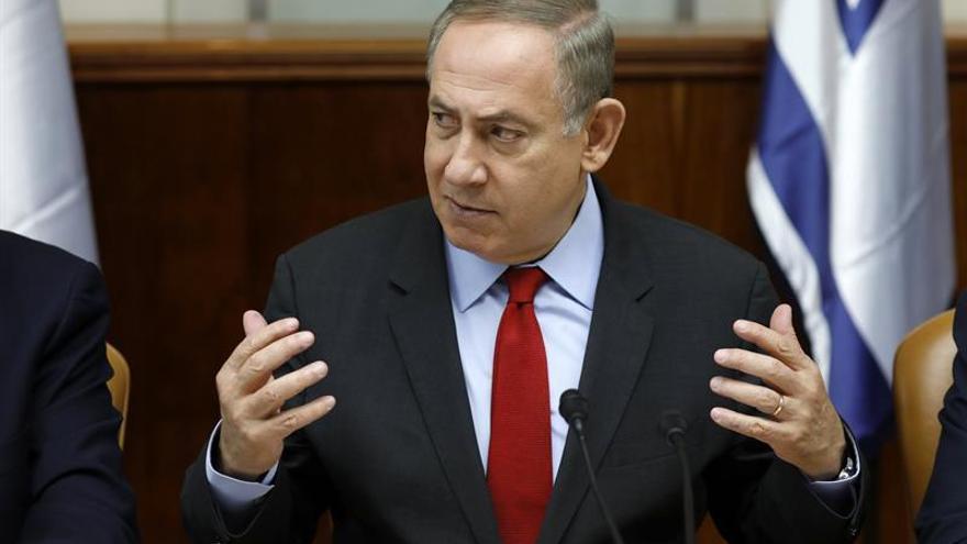 Netanyahu envía asesores a Washington para las negociaciones sobre colonias