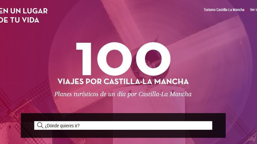 Web Viajes Castilla-La Mancha