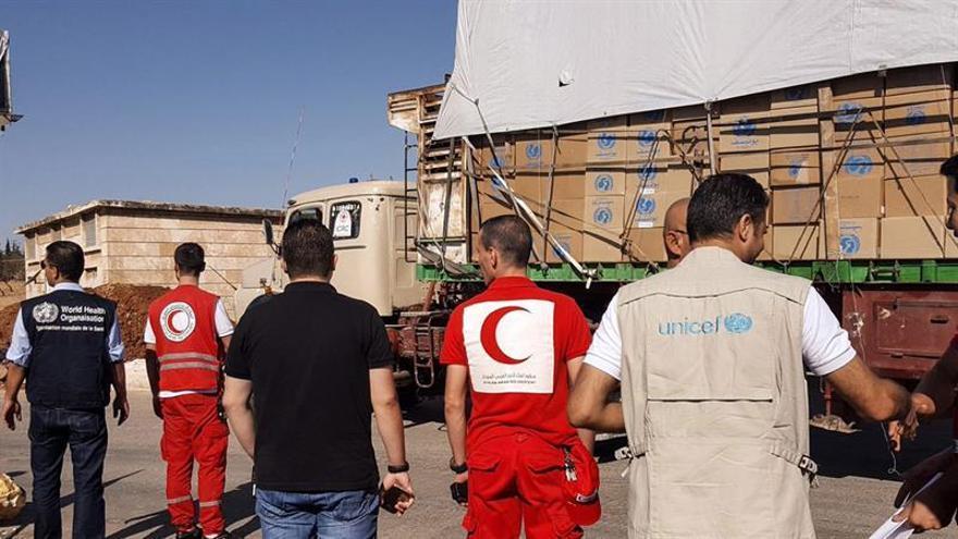 La ONU suspende todas las operaciones sobre el terreno en Siria tras el ataque en Alepo