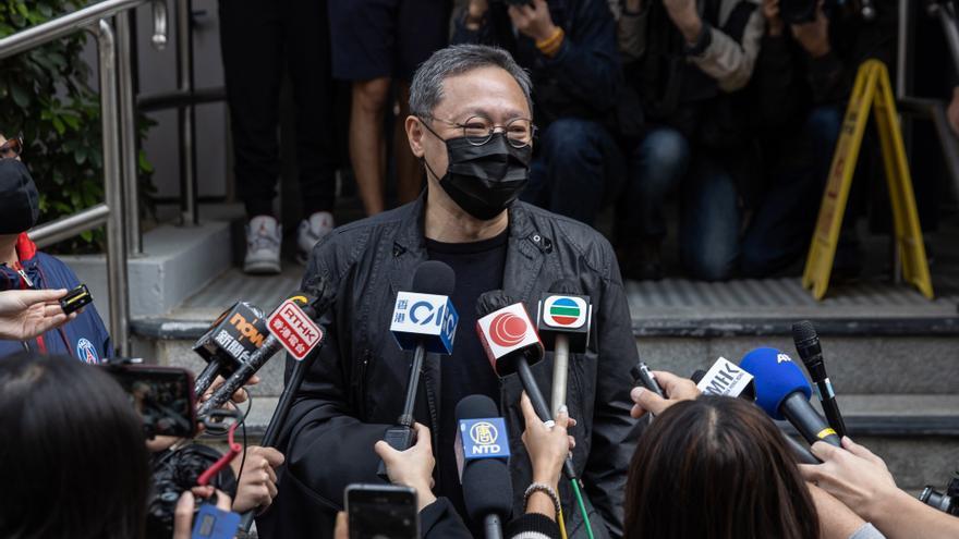 Hong Kong acusa de subversión a 47 miembros de la oposición prodemocrática