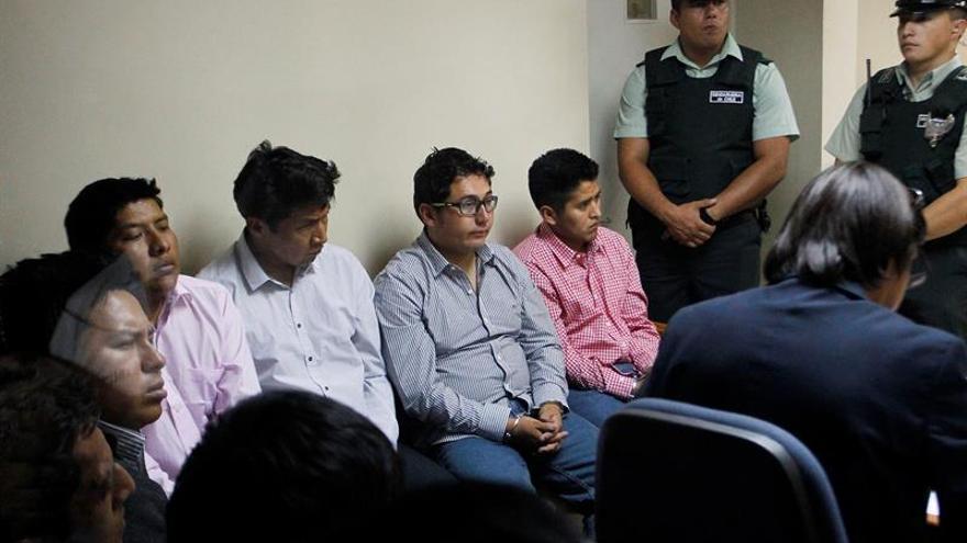 El Supremo chileno rechaza la liberación de nueve bolivianos detenidos