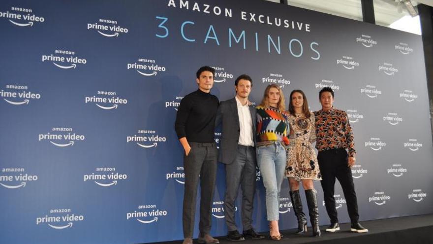 """El Camino de Santiago, eje central de la serie original de Amazon """"3Caminos"""""""