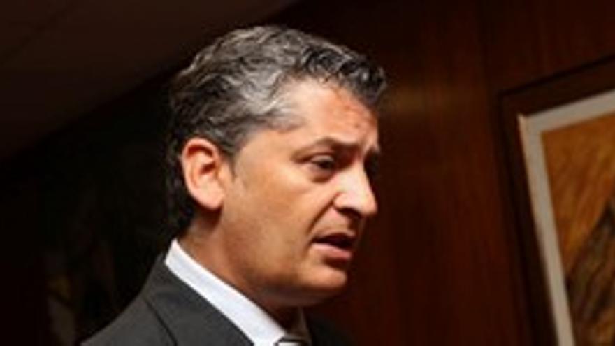 Néstor Hernández, concejal de Urbanismo del Ayuntamiento de Las Palmas de Gran Canaria.