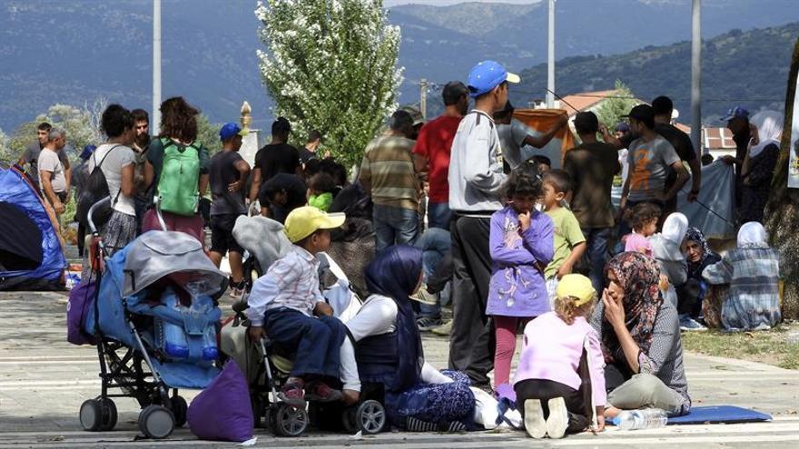 Prosiguen las devoluciones a Turquía de refugiados que no piden asilo en Grecia