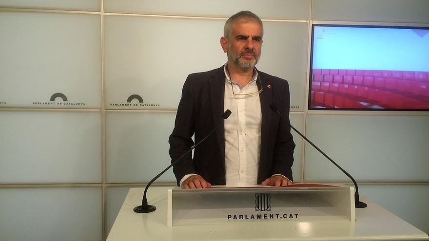 """Cs descarta optar a la Presidencia del Parlament y el Govern tras el """"portazo"""" de CatECP"""