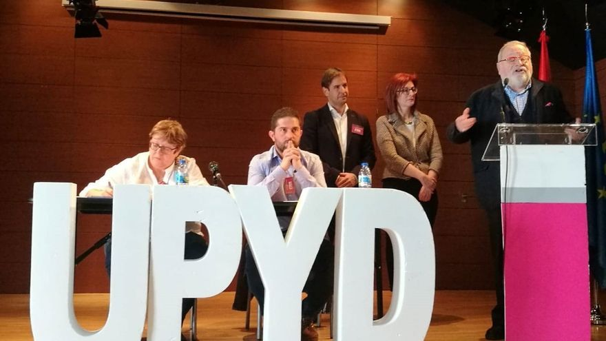 """UPyD abre la puerta a posibles acuerdos electorales con Ciudadanos para """"frenar a los nacionalistas y a los populistas"""""""