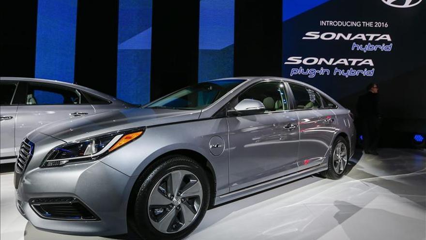 Hyundai marca el 30 aniversario del Sonata con la venta de 7,3 millones de unidades
