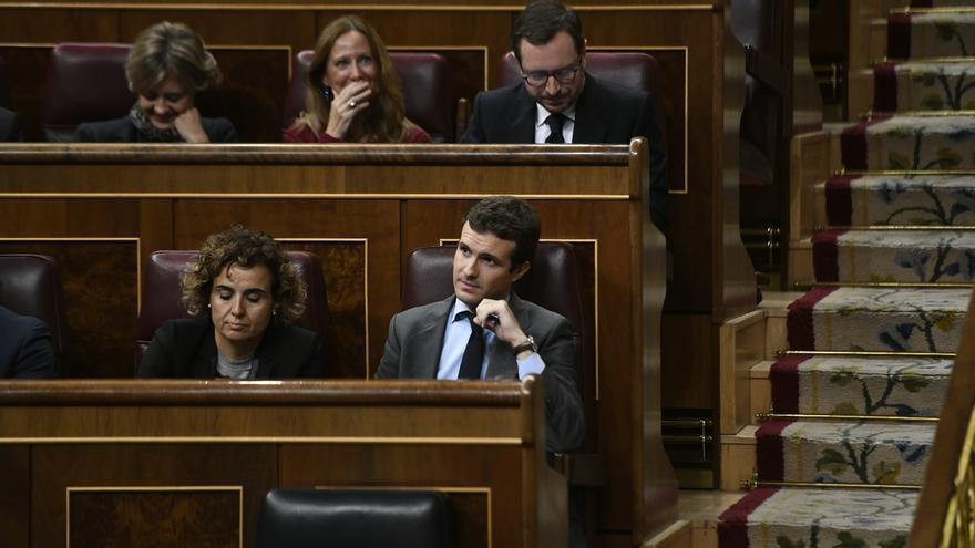 """Casado pedirá que Sánchez explique en el Congreso su """"peculiar agencia de colocación"""" en empresas como Correos"""