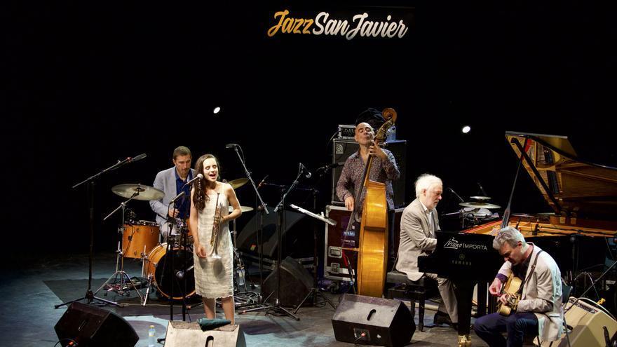 Andrea Motis, acompañada por un cuarteto de lujo