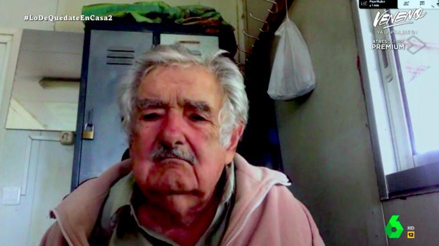 Así fue la charla de Mújica con Évole: de su enfado con los líderes mundiales, a la reflexión sobre la felicidad