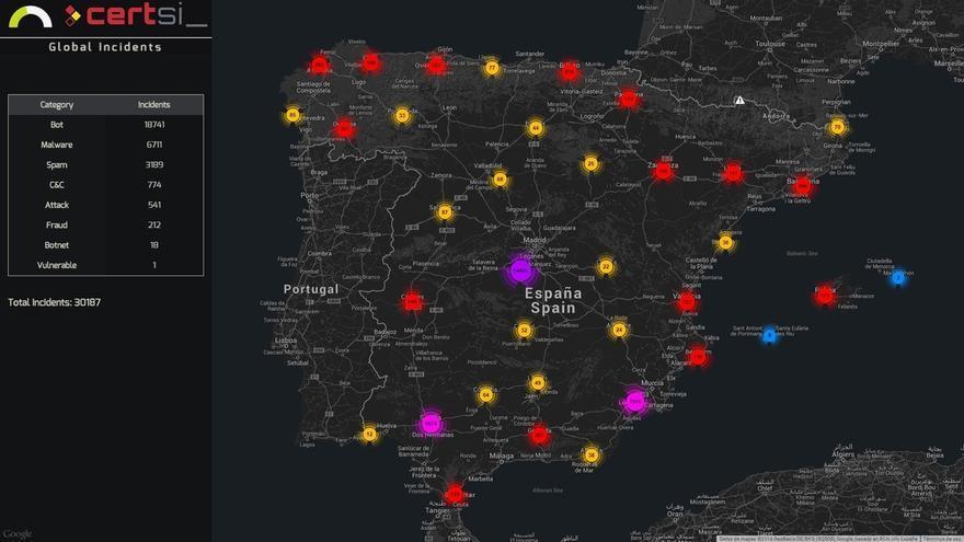 El Gobierno y las empresas del Ibex-35 se reúnen para optimizar la ciberseguridad en España