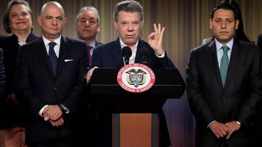 """El """"sí"""" al acuerdo de paz de Colombia tiene una intención de voto del 62 %"""
