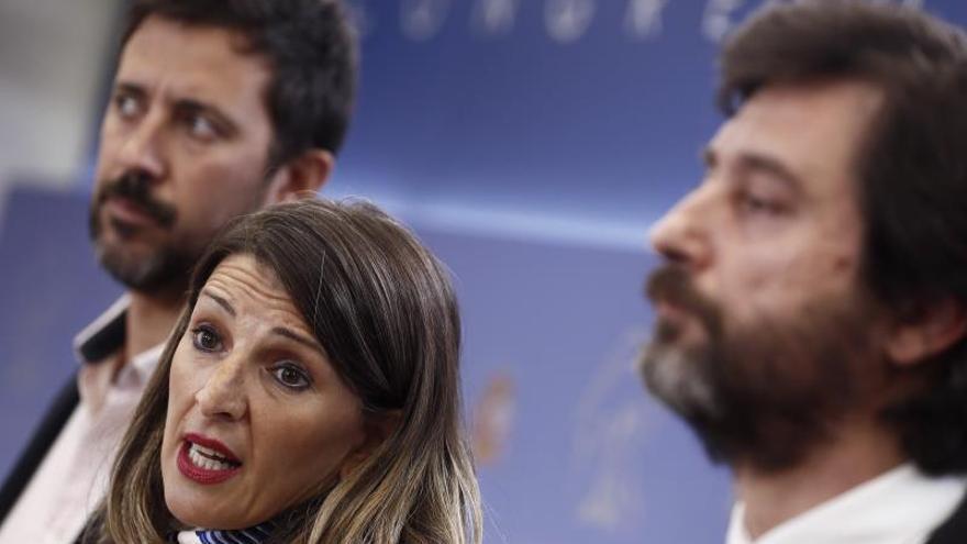 Jueza renuncia a imputar a los diputados de Podemos por las protestas de Alcoa