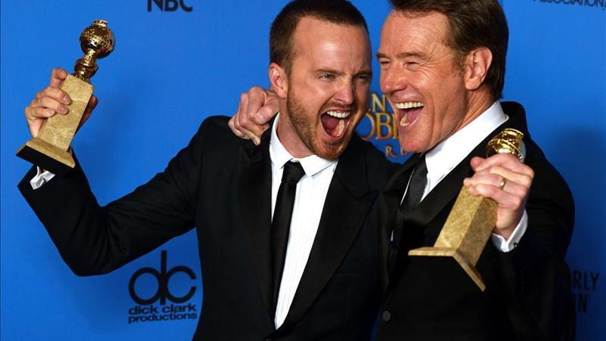 Triple empate en las categorías televisivas de los Globos de Oro
