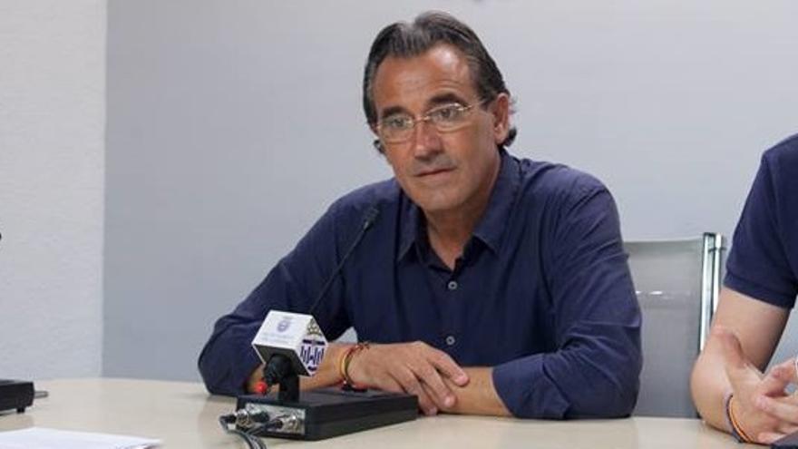 Arturo Torró, ex alcalde de Gandia