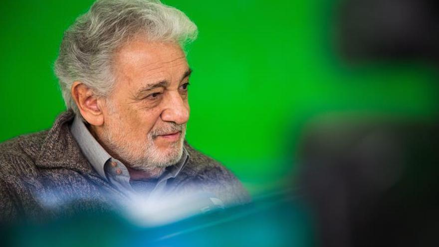 Plácido Domingo recuerda la voz de Caballé, más bella que la de María Callas