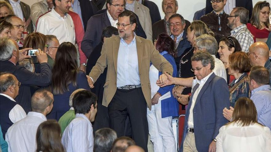 El PP no esconde su optimismo y asegura estar mejorando en la recta final