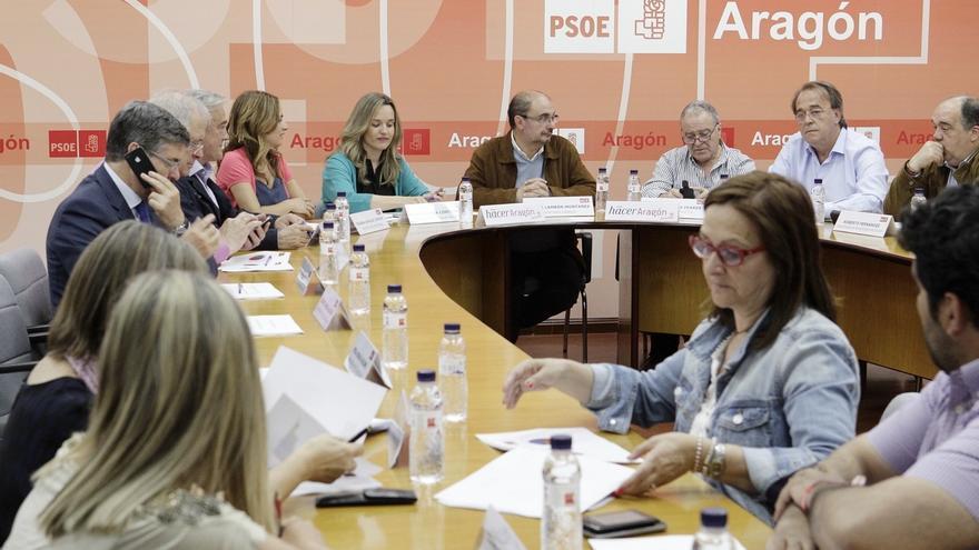 """El PSOE se pondrá en contacto """"ya mismo"""" con Echenique y espera """"responsabilidad"""" para que no gobierne el PP"""