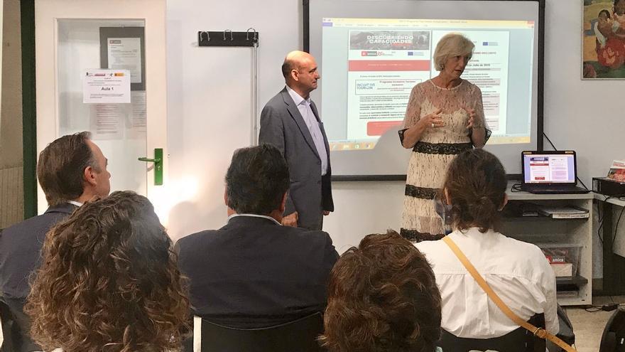 Marina Lombó se compromete a impulsar el turismo inclusivo y accesible