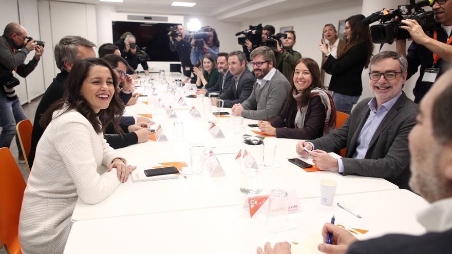Ciudadanos nombra nuevos portavoces en cuatro comunidades y sustituye a dos líderes críticos en Asturias y C-LM