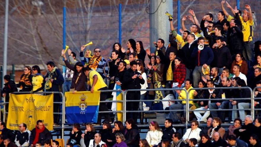 Del AD Alcorcón-UD Las Palmas #3