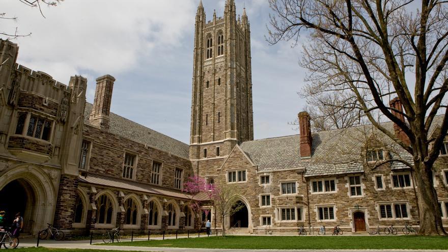 El Rockefeller College es una de las seis residencias de la Universidad de Princeton