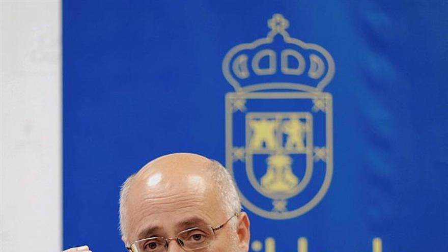 El presidente del Cabildo de Gran Canaria, Antonio Morales (EFE/ÁNGEL MEDINA G.)