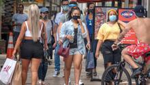 Coronavirus avanza sin freno por Florida en medio de la polémica en la Casa Blanca