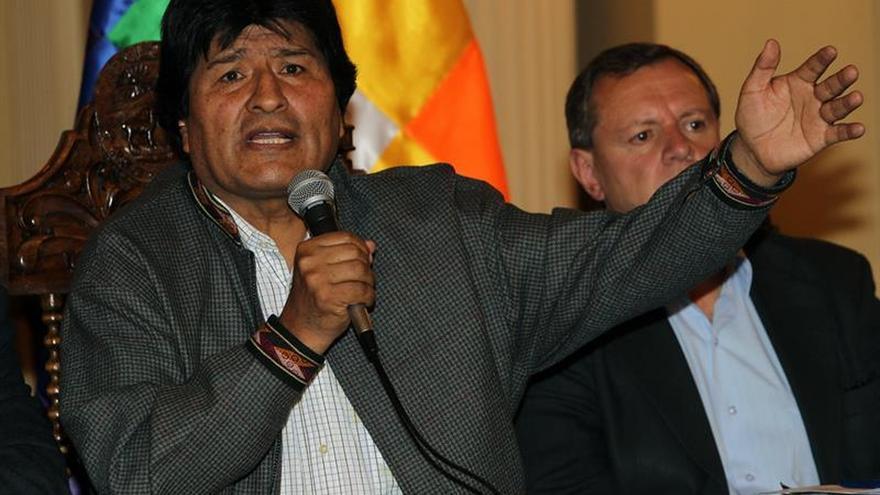 """Morales llama """"prófugo"""" a periodista de CNN por no presentarse ante la Fiscalía"""