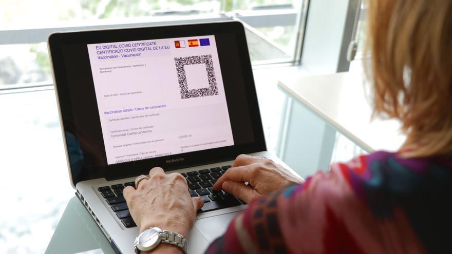 VÍDEO | Así puedes pedir el certificado COVID digital europeo en Castilla-La Mancha