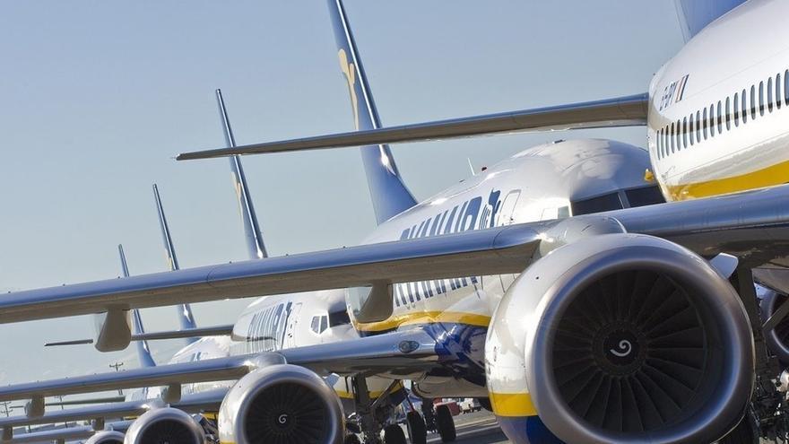Ningún vuelo en Santander afectado según la lista de cancelaciones de Ryanair hasta final de octubre