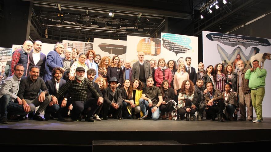 La XX edición de la Bienal de Flamenco llegará a once escenarios como la Plaza de la Maestranza o el Puerto