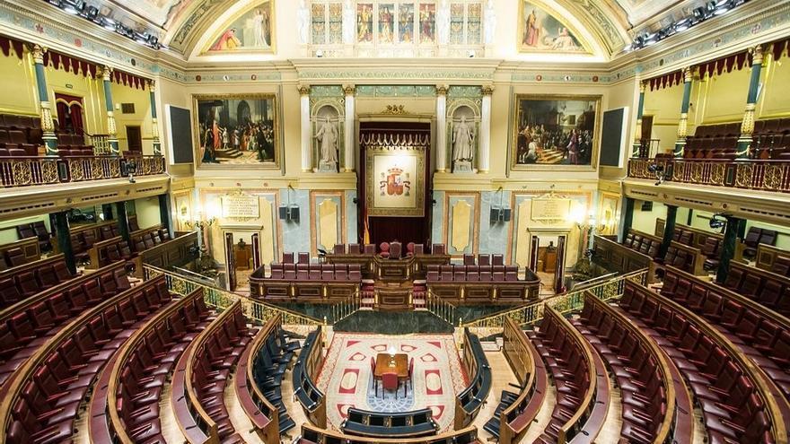 El nuevo Congreso arranca mañana con la elección de su Mesa presidencial y el juramento constitucional de los diputados