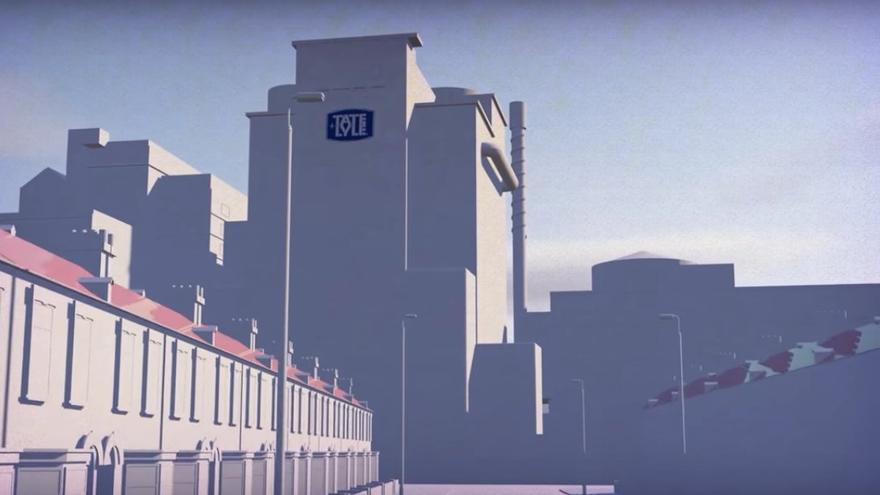 Además de una reivindicación feminista y arquitectónica, el proyecto serviría para revitalizar un área industrial de Londres (Imagen: Grace Quah   Vimeo)